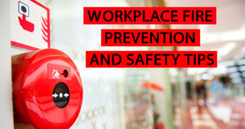 industrial workplace fire safety tips