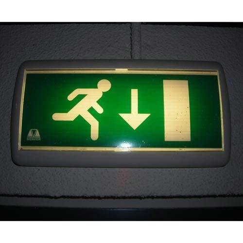 exit signage board