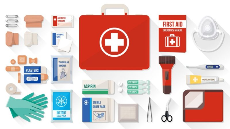 Buy Online First Aid Box Industrial